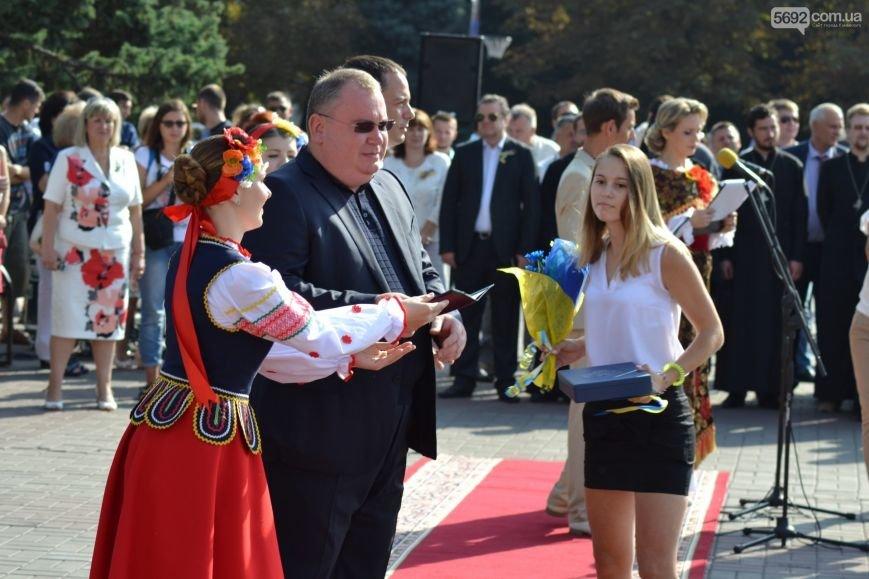 В Каменском побывал губернатор Днепропетровской области, фото-3