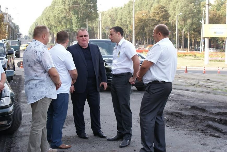 В Каменском побывал губернатор Днепропетровской области, фото-1