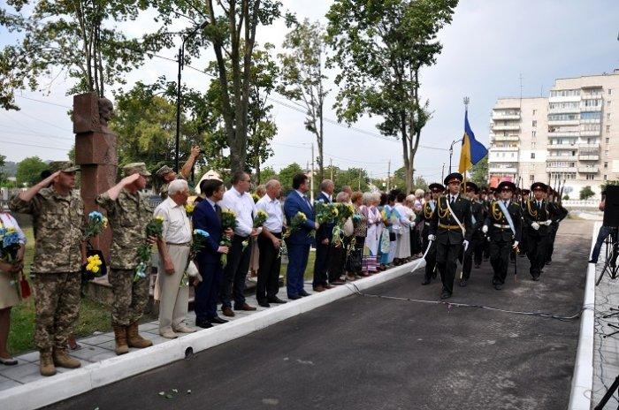 Житомиряни вшанували пам'ять загиблих Героїв, фото-4
