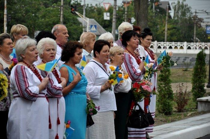 Житомиряни вшанували пам'ять загиблих Героїв, фото-2