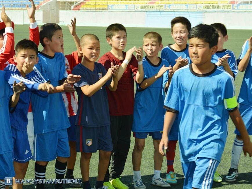 Детский турнир по футболу завершился в #Актау, фото-1