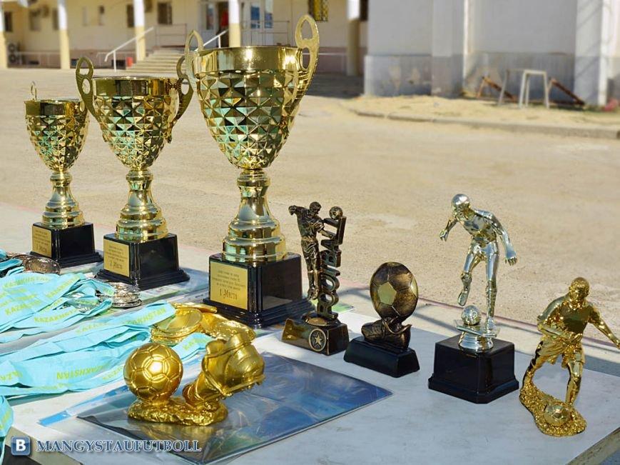 Детский турнир по футболу завершился в #Актау, фото-2