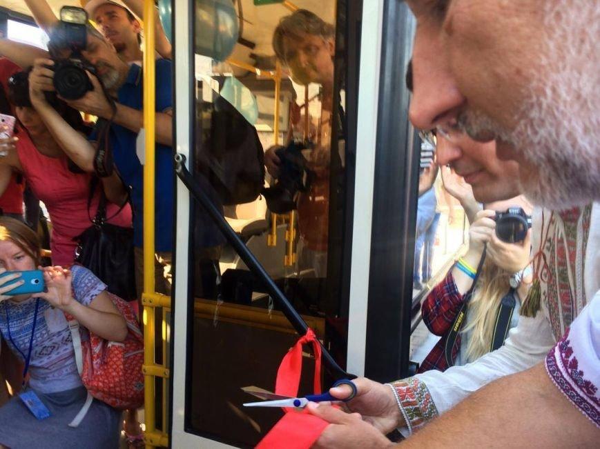 Мариупольские власти получили четыре новых троллейбуса (ФОТО, ВИДЕО), фото-3