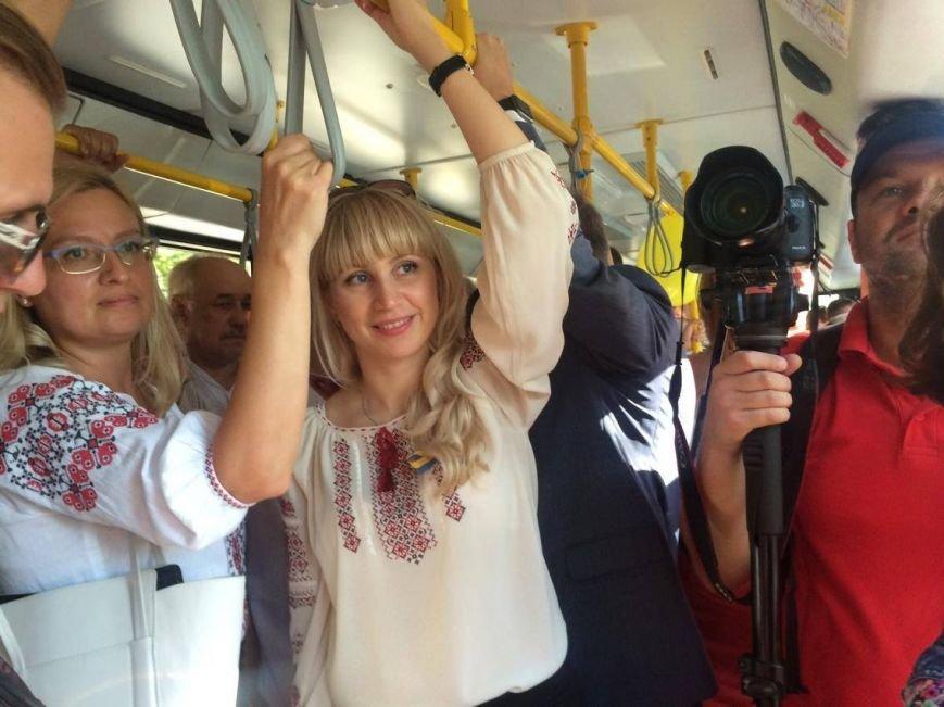 Мариупольские власти получили четыре новых троллейбуса (ФОТО, ВИДЕО), фото-6
