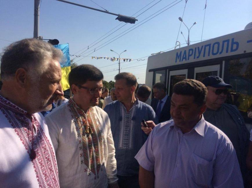 Мариупольские власти получили четыре новых троллейбуса (ФОТО, ВИДЕО), фото-2