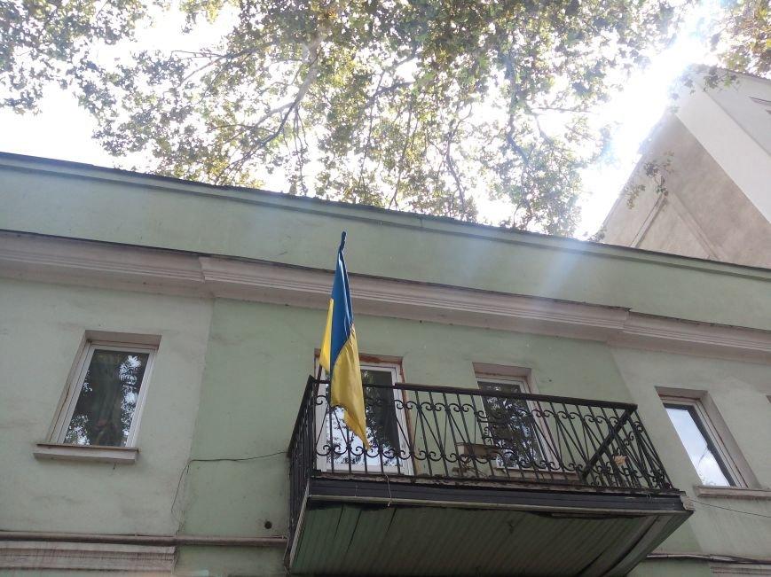 День украинского флага: Одесситы отнеслись к празднику не только формально (ФОТО), фото-6