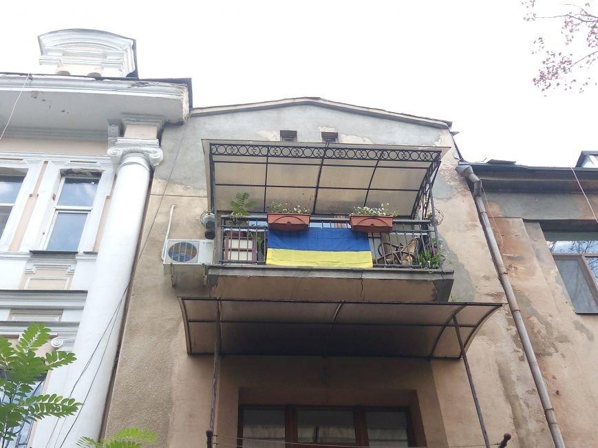 День украинского флага: Одесситы отнеслись к празднику не только формально (ФОТО), фото-2