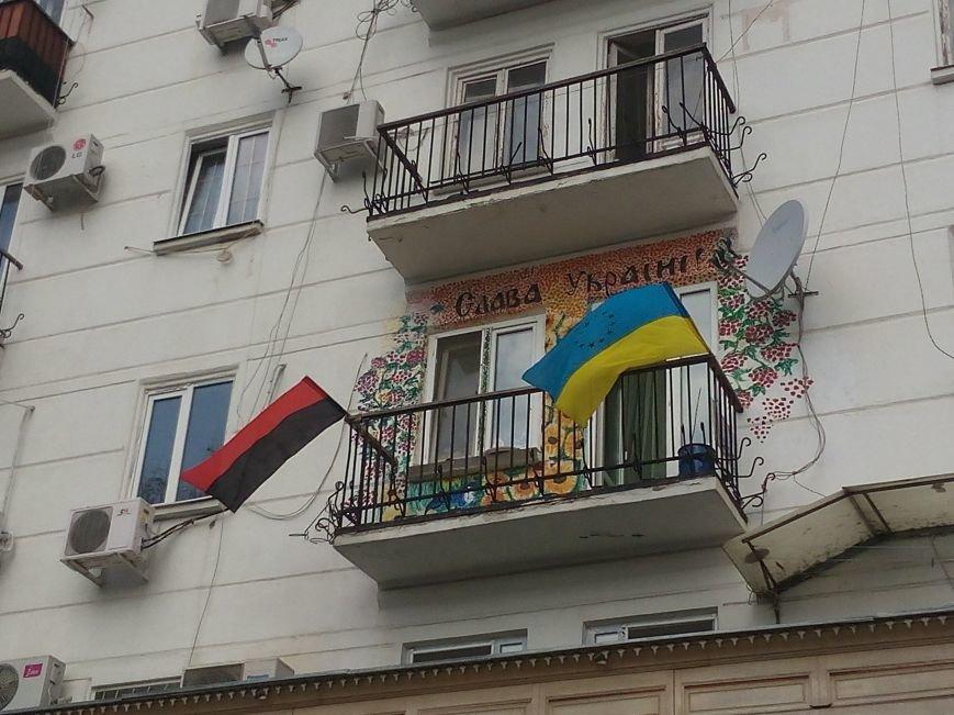 День украинского флага: Одесситы отнеслись к празднику не только формально (ФОТО), фото-1