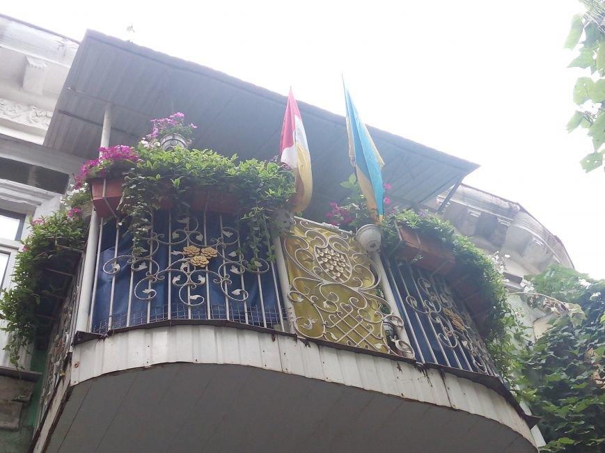 День украинского флага: Одесситы отнеслись к празднику не только формально (ФОТО), фото-4
