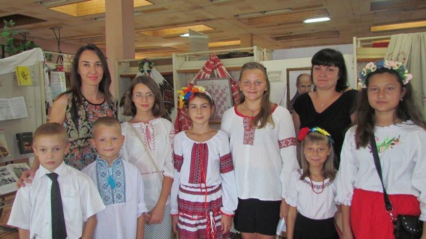 Краматорские школьники соревновались в чтении украинской поэзии, фото-1