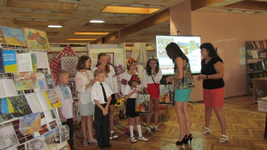 Краматорские школьники соревновались в чтении украинской поэзии, фото-3