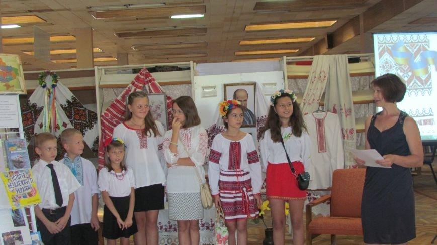 Краматорские школьники соревновались в чтении украинской поэзии, фото-2