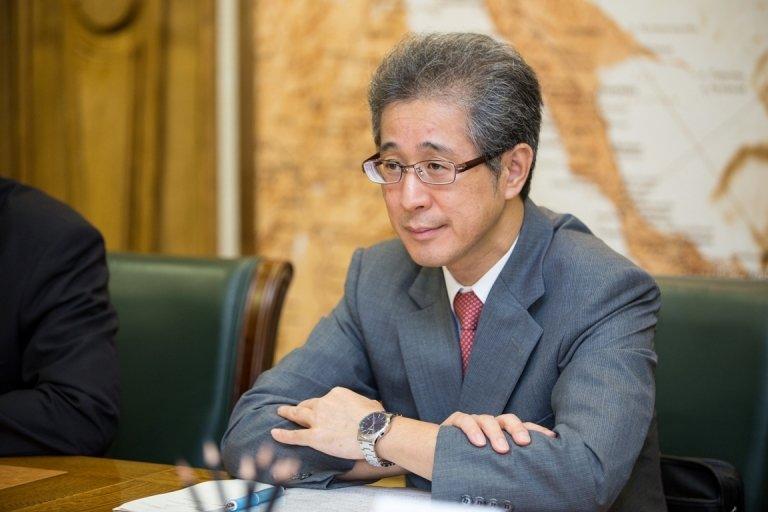 Японский консул встретился с председателем правительства Сахалинской области, фото-2
