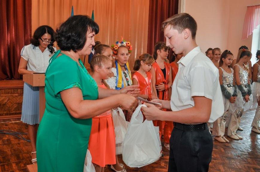 Талантливые дети Часов Яра принимали поздравления от Фонда «ДАР», фото-1