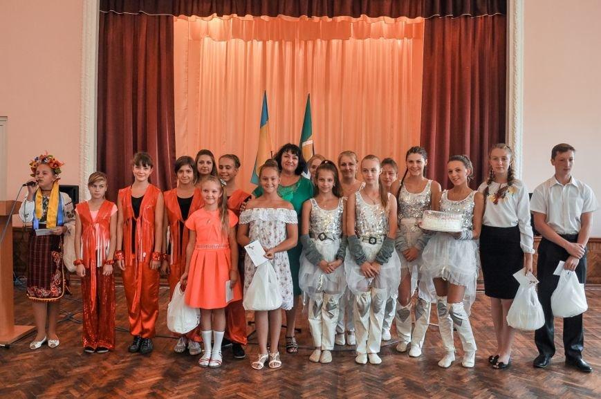 Талантливые дети Часов Яра принимали поздравления от Фонда «ДАР», фото-3