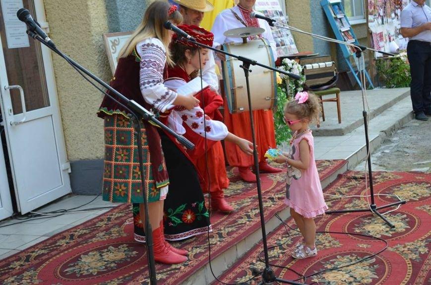 В Новоград-Волинському районі відбулося велике свято, присвячене Дню Прапора та Дню Незалежності України, фото-1