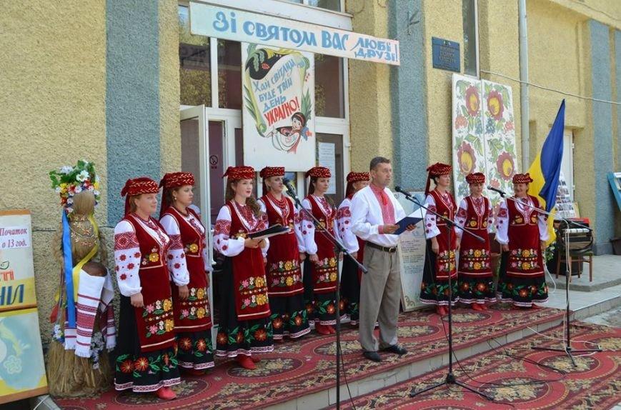 В Новоград-Волинському районі відбулося велике свято, присвячене Дню Прапора та Дню Незалежності України, фото-3