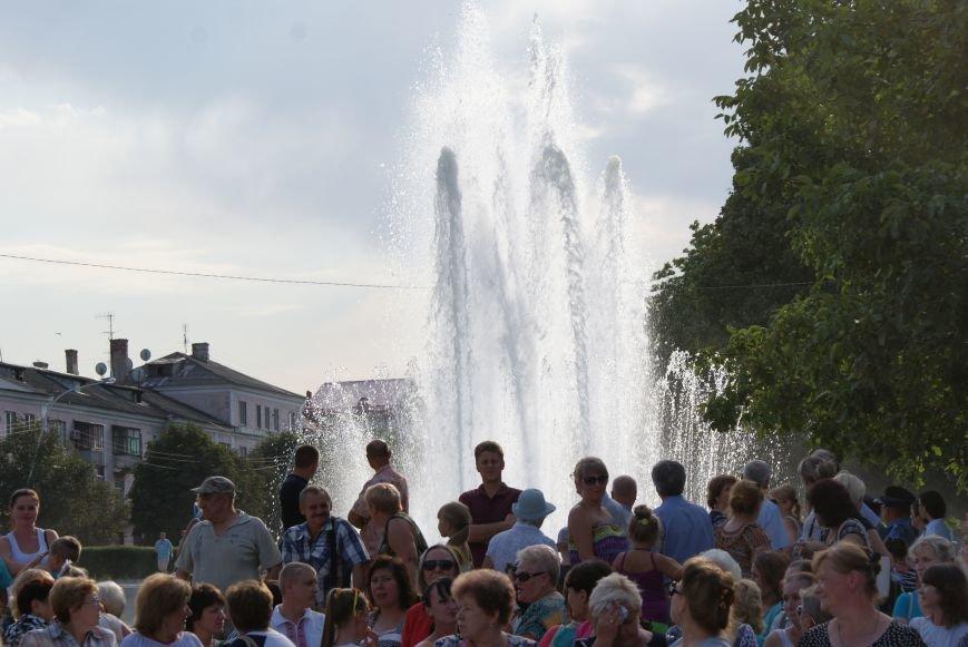 В Южном районе Каменского запустили фонтан с новой зоной отдыха, фото-2