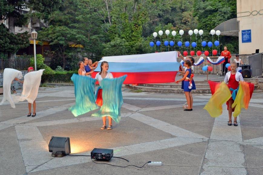 День Государственного флага в санатории «Дюльбер», фото-3