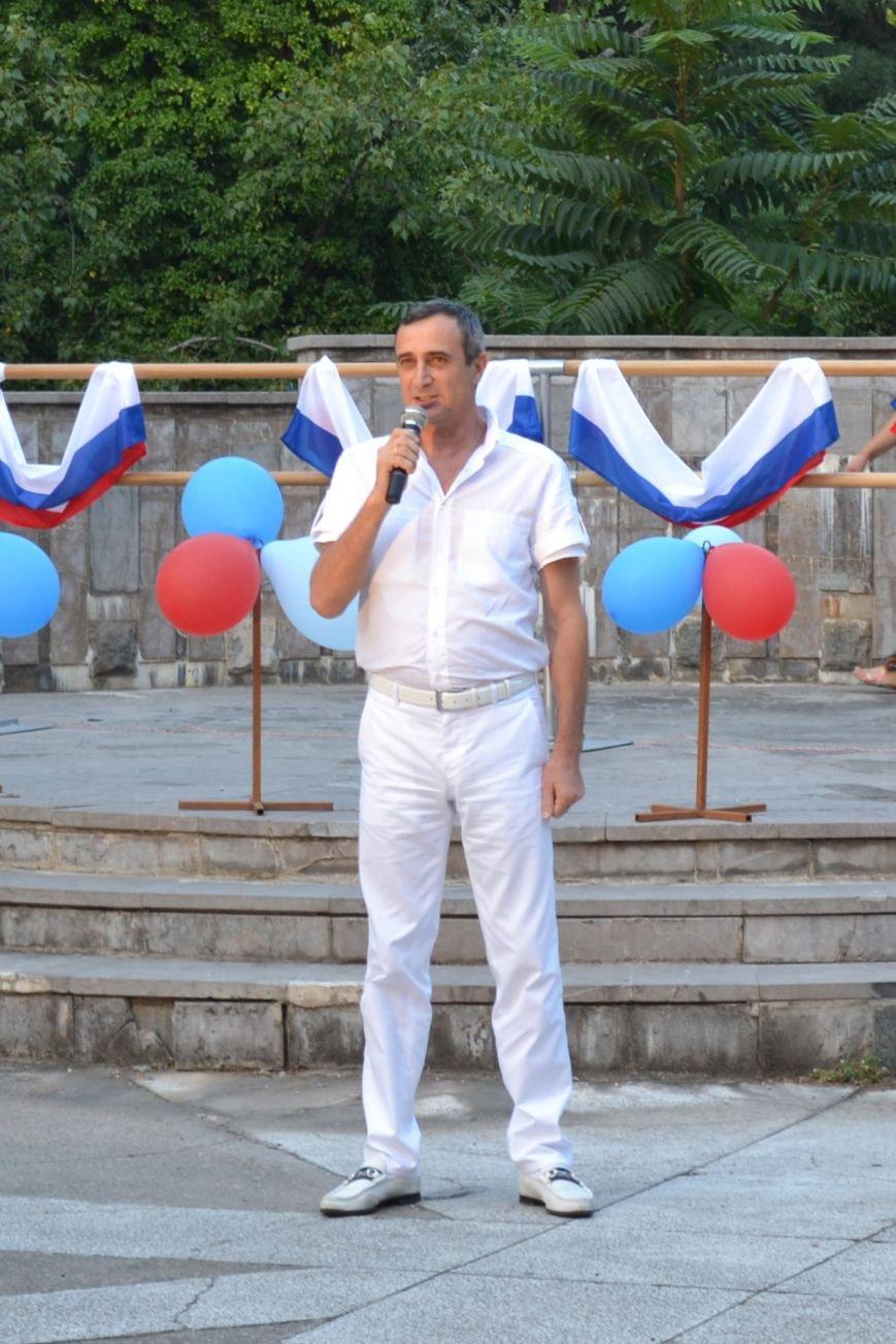 День Государственного флага в санатории «Дюльбер», фото-2