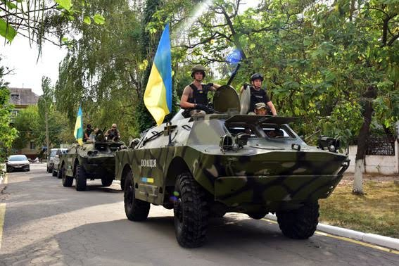 Полиция Донецкой области приведена в полную боевую готовность, фото-3