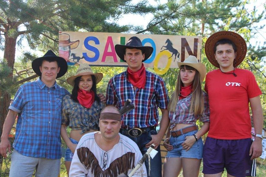 Жители Краматорска приняли участие в областном туристическом слете, фото-2