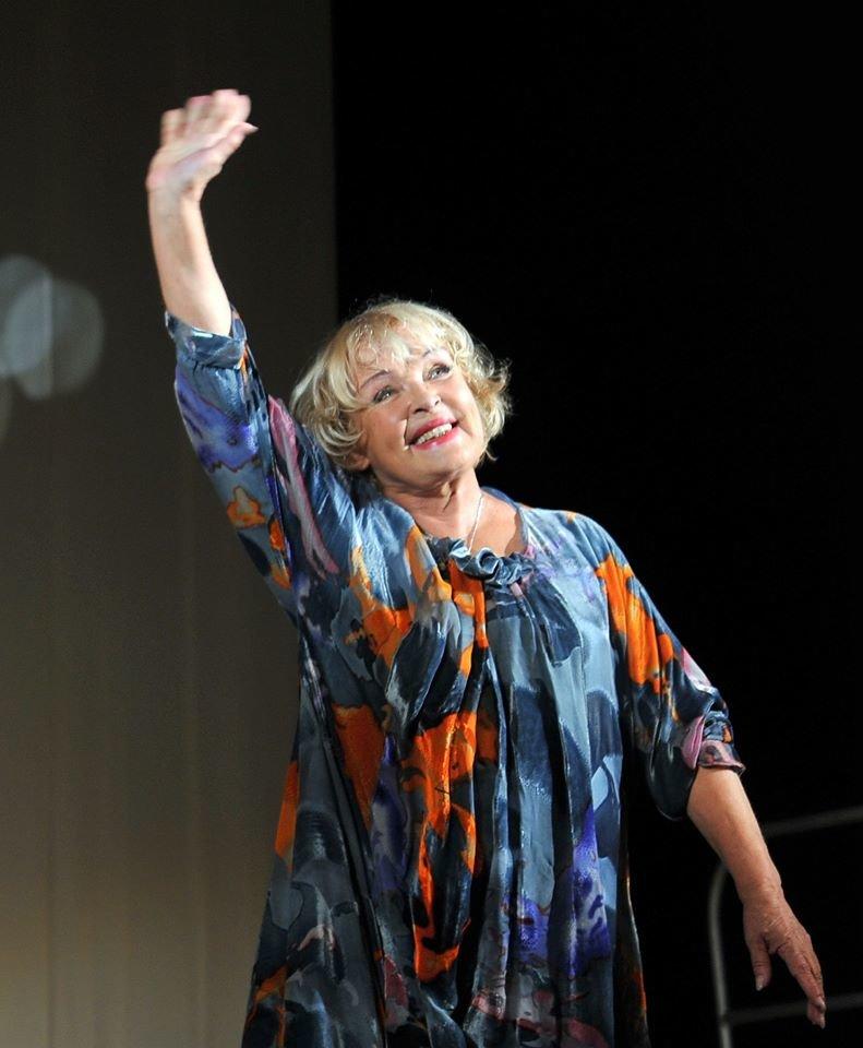 Ада Роговцева привезла в Мариуполь счастье (ФОТО, ВИДЕО), фото-2