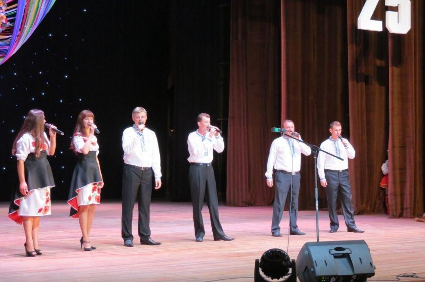 Концерт «Украина – это ты!» завершил торжества по случаю Дня государственного флага в Бердянске, фото-7