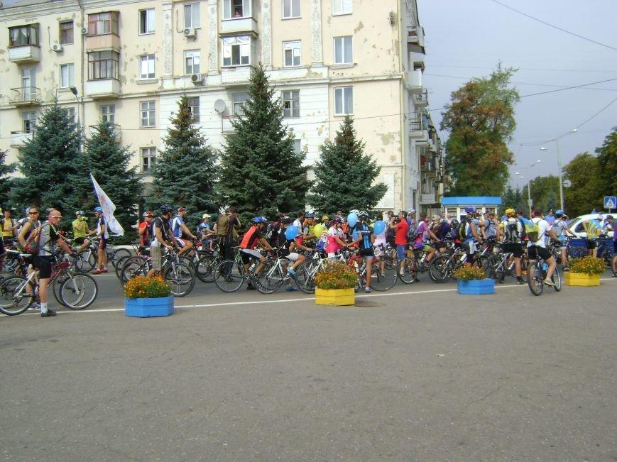 В Краматорске смотрят трансляцию парада из Киева, фото-7