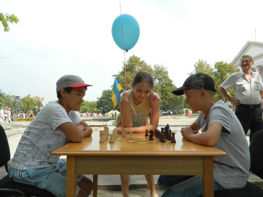 В Краматорске проходит шахматный турнир, фото-2