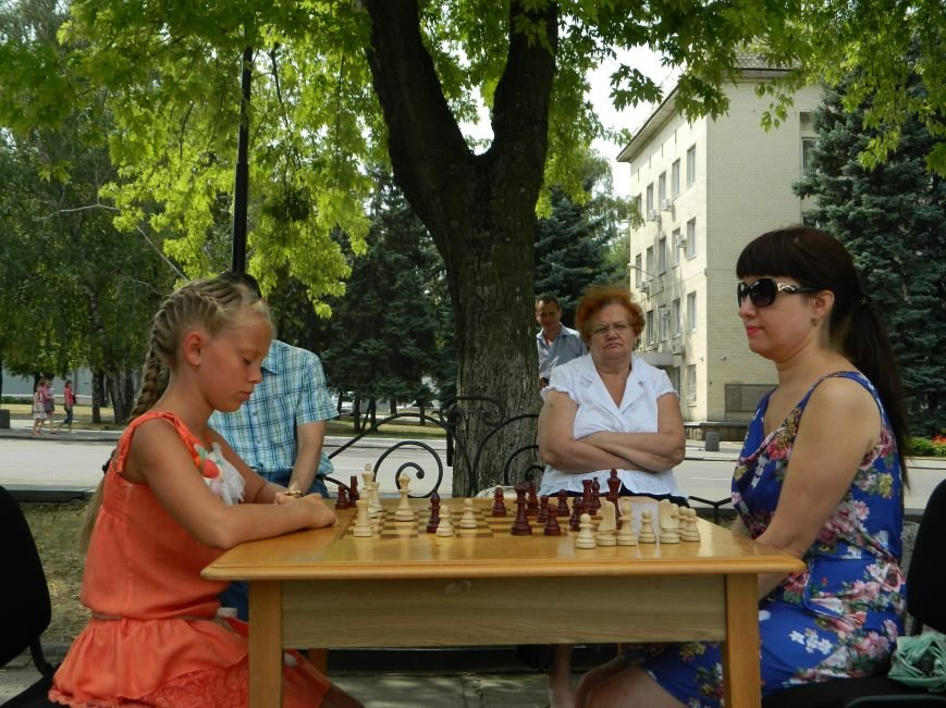В Краматорске проходит шахматный турнир, фото-1
