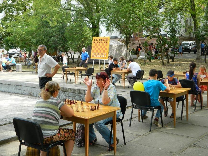 В Краматорске проходит шахматный турнир, фото-3