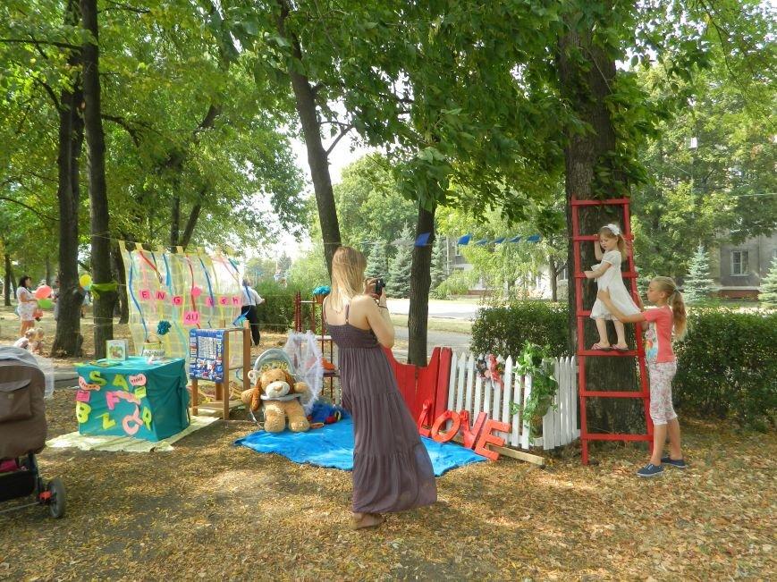 В Краматорске организовали фото-зоны, фото-3