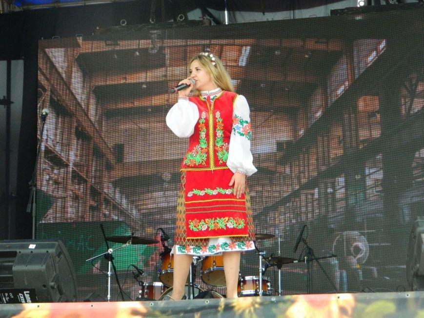 День независимости Украины объединяет краматорчан, фото-2