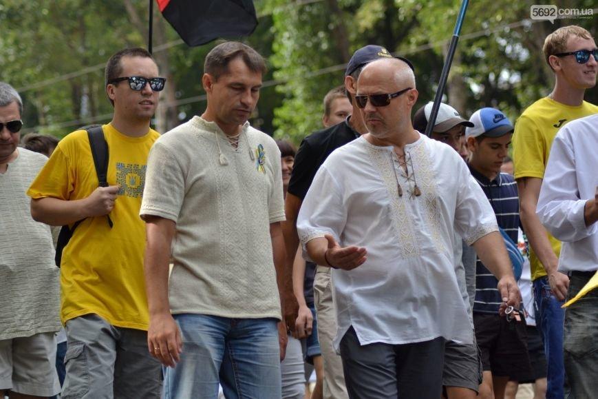 В Каменском состоялся Марш Независимости, фото-5