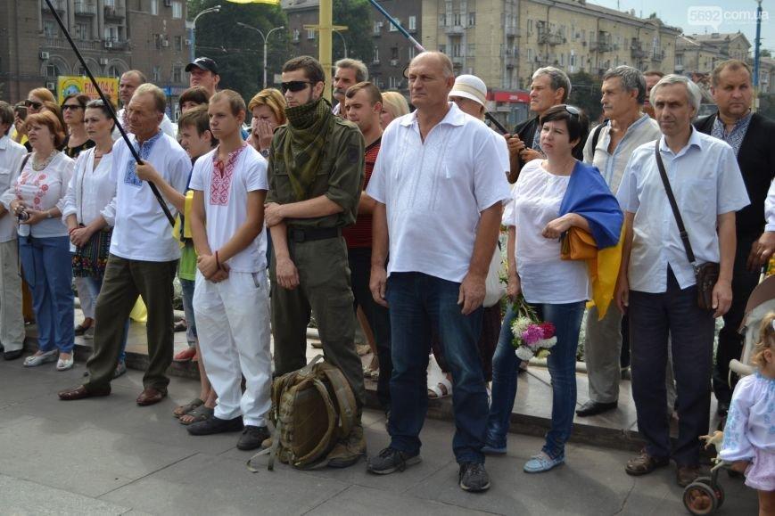 В Каменском состоялся Марш Независимости, фото-18
