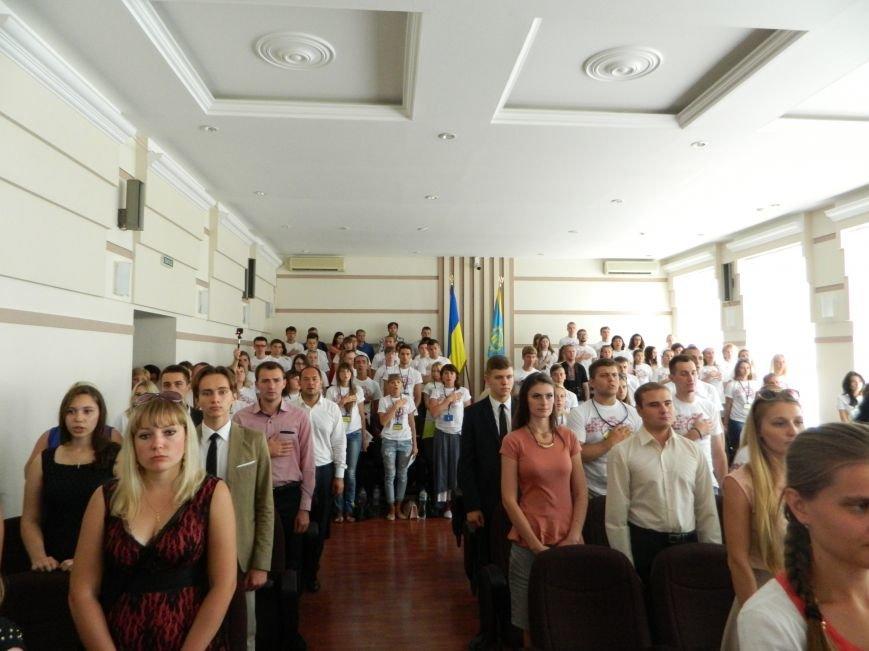 В Краматорске Жебривский пообщался с молодежью, фото-3