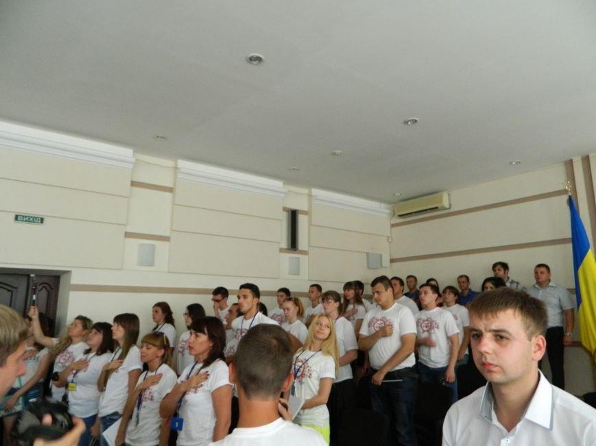 В Краматорске Жебривский пообщался с молодежью, фото-2