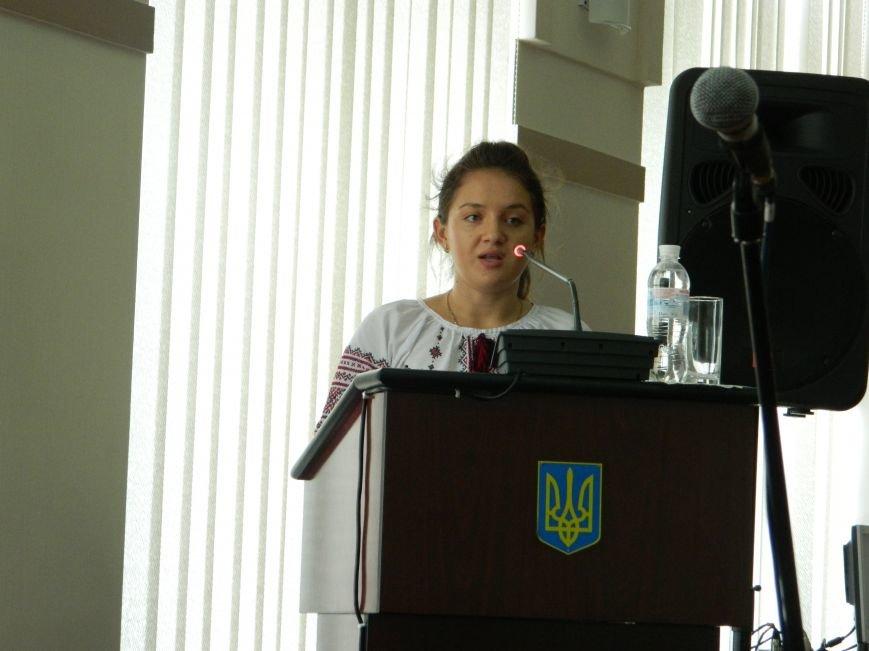 В Краматорске Жебривский пообщался с молодежью, фото-7