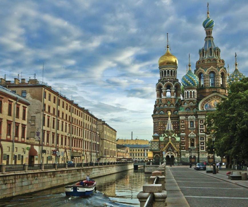 Закрытие фонтанов в Санкт-Петербурге с туристической фирмой «Ника тур», фото-1