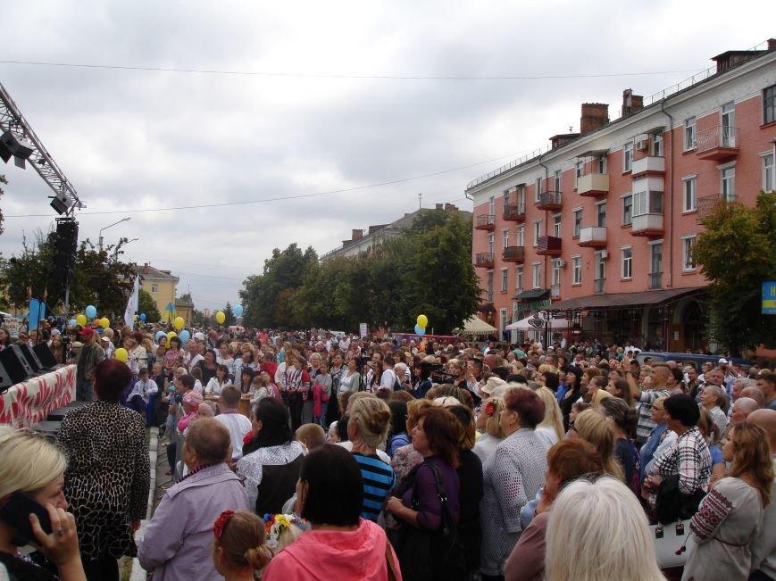 ФОТО: Як Біла Церква відзначила День Незалежності, фото-9