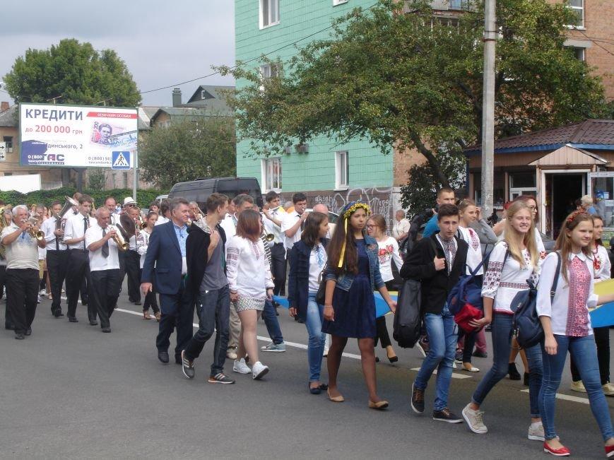 ФОТО: VII Парад Вишиванок у Білій Церкві, фото-4