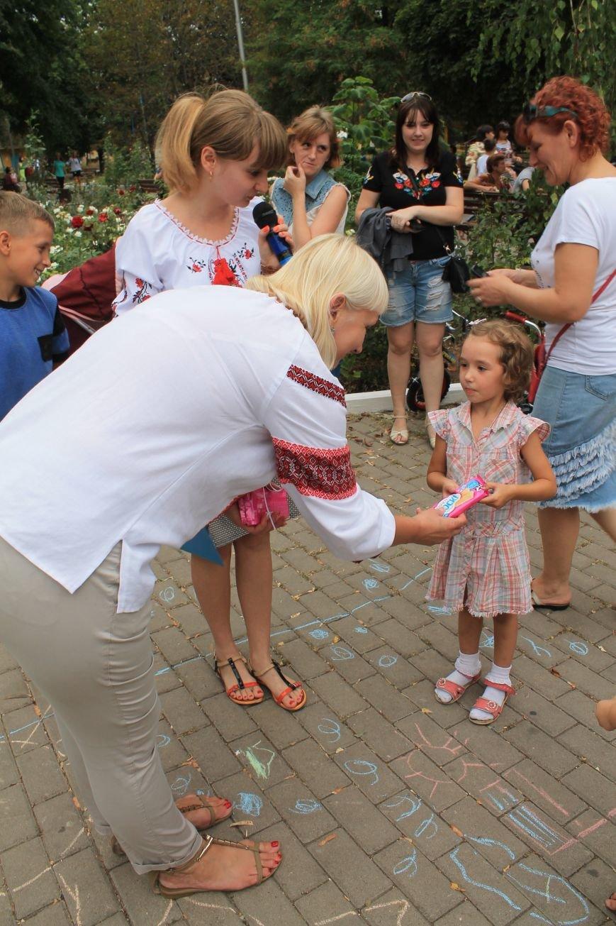 Бахмутчане ярко отметили День независимости Украины (ФОТООТЧЕТ), фото-4