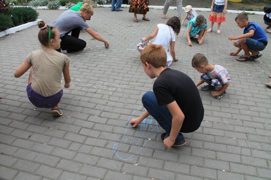Бахмутчане ярко отметили День независимости Украины (ФОТООТЧЕТ), фото-1