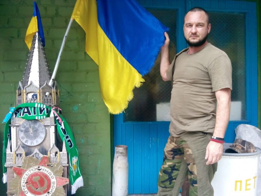 Криворожане в добробате отметили День независимости с Адой Роговцевой (ФОТО), фото-4