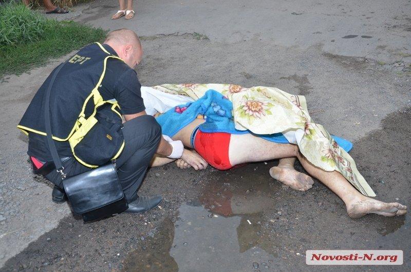 На Николаевщине полицейские насмерть забили мужчину на глазах у его родных (ФОТО 18+), фото-1
