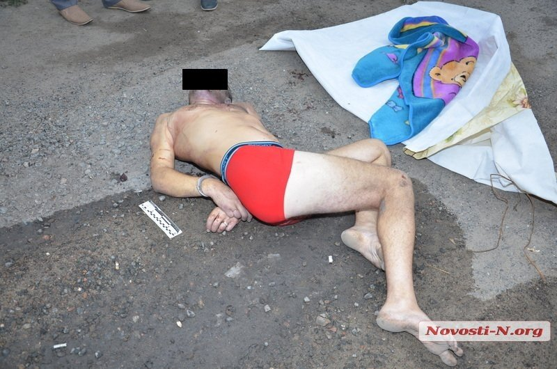 На Николаевщине полицейские насмерть забили мужчину на глазах у его родных (ФОТО 18+), фото-2