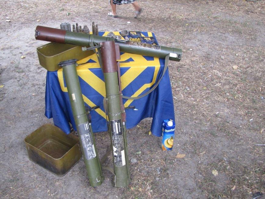 Мелитопольцам рассказали о буднях солдат в зоне АТО, фото-8