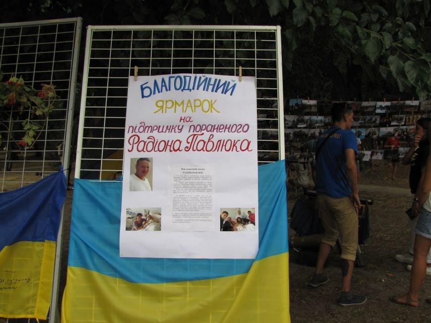 Мелитопольцам рассказали о буднях солдат в зоне АТО, фото-7
