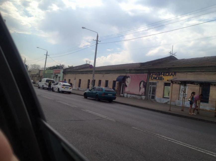 Одесская полиция вернулась в засады ГАИшников (ФОТО), фото-2